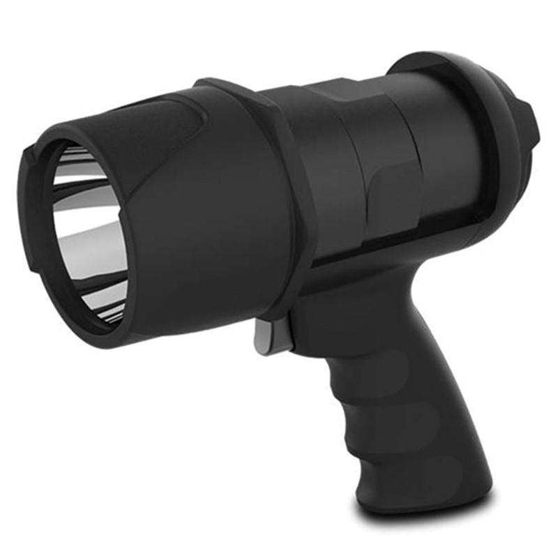Rayovac Indestructible 6AA Pistol-Grip LED Spotlight
