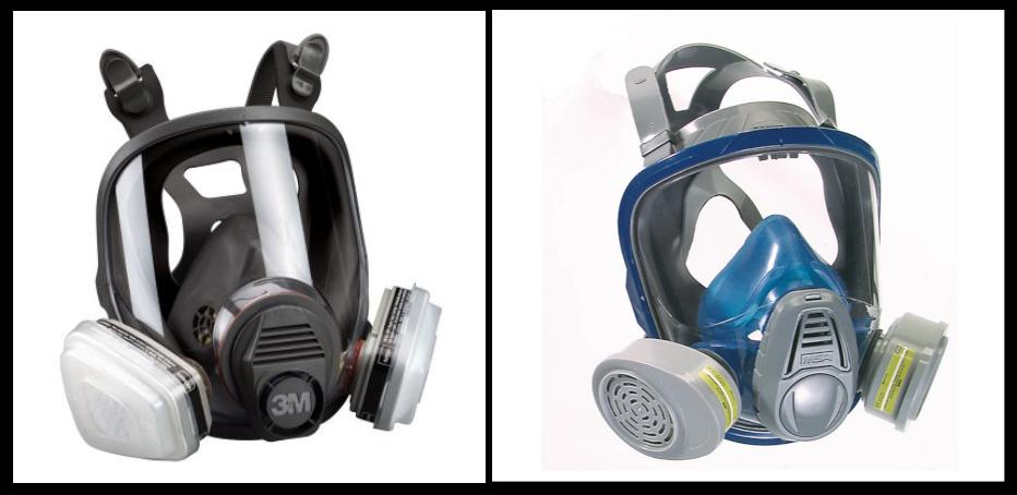 Respirators Image Line 2