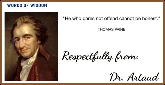 Truth - Thomas Paine